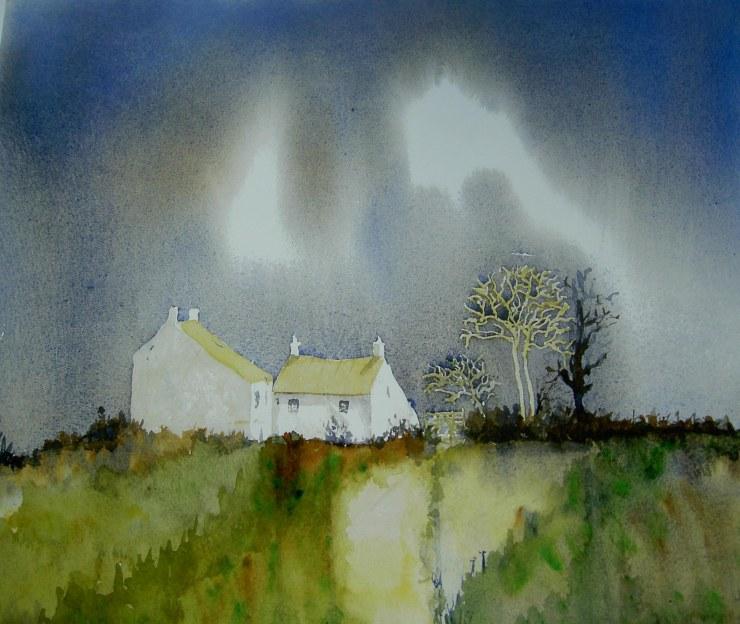 Dartmoor. Watercolour Print. 32x26cm_edited-1