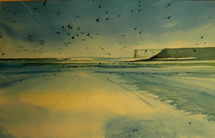 seagulls. watercolour. 53x63cm incl frame_edited-1